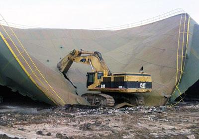 Mugertza - Servicios de demoliciones