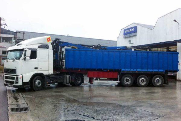 Mugertza Transporte Gestión de Residuos
